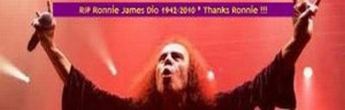 Naar Website Ronnie James Dio !