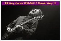 Naar Website Gary Moore !